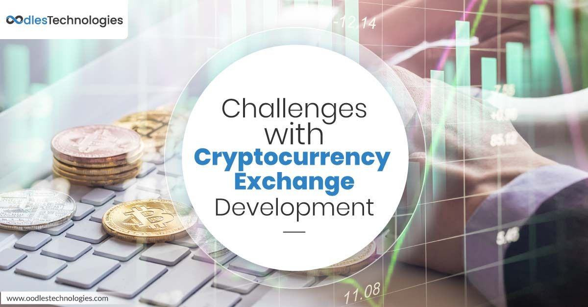 challenges of cryptocurrency exchange