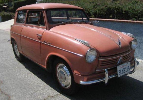 Lloyd Alexander Estate Car Classic Cars Pinterest Cars