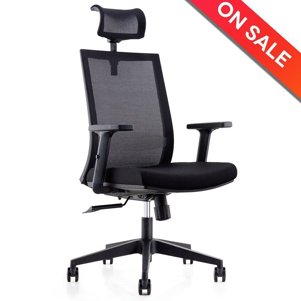 cmo high back mesh ergonomic 360 swivel office computer chair with