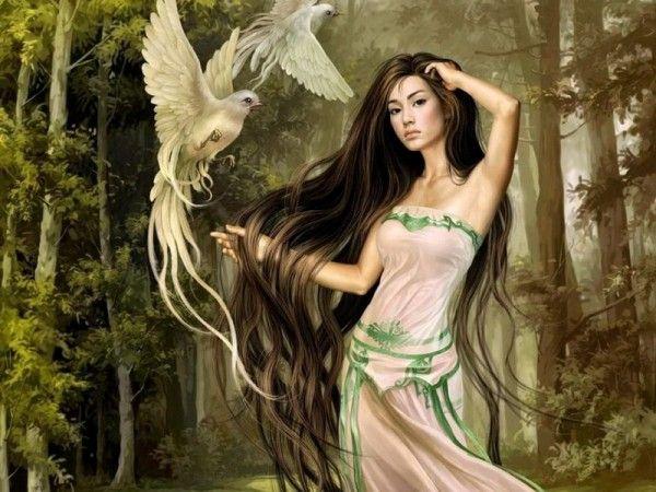 Beautiful Fantasy Angels Wallpaper Greek Gods And Goddesses Abstract Girl Fantasy Girl