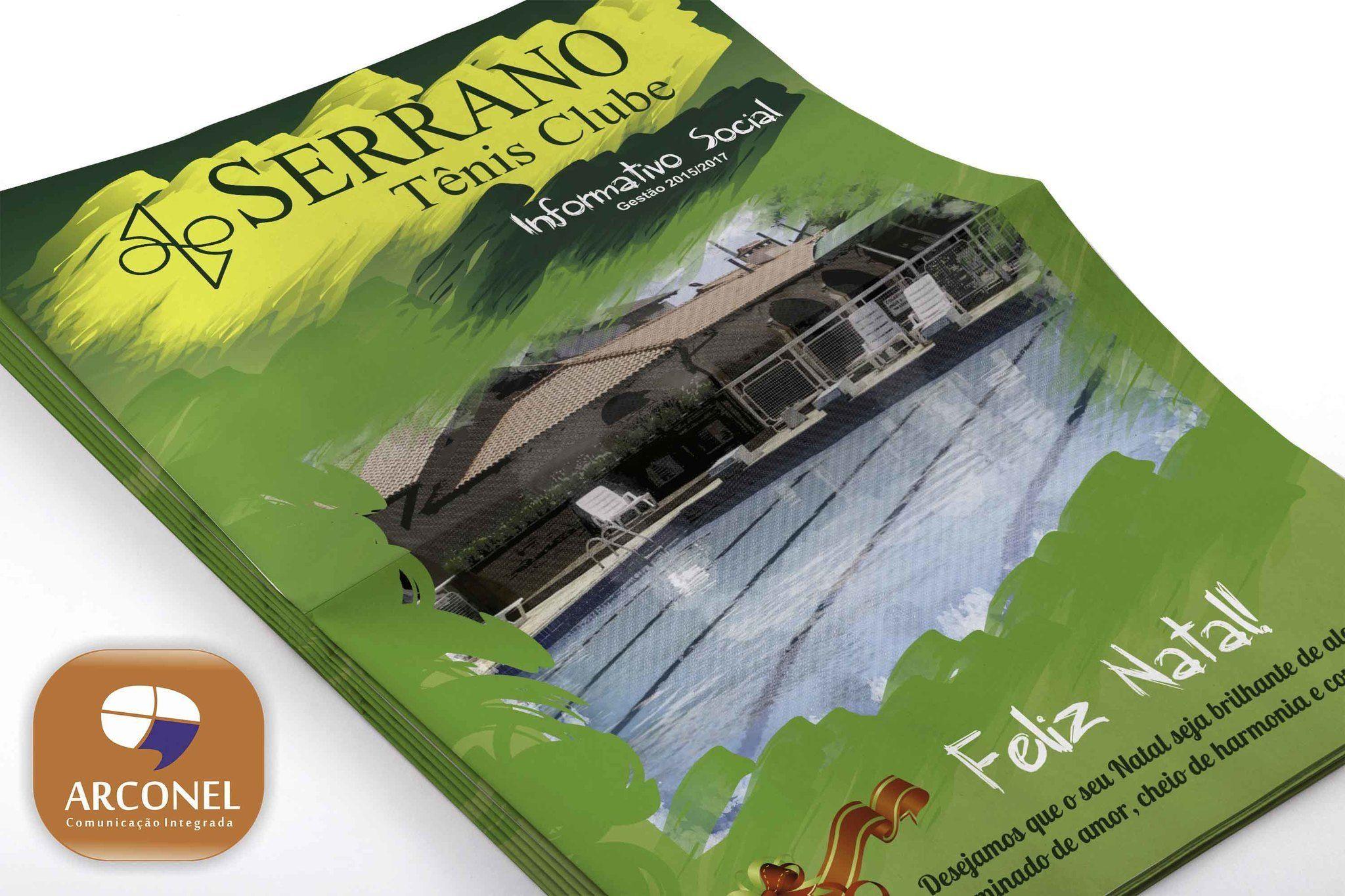 Informativo Social - Serrano Tênis Clube - Click neste link para ver https://goo.gl/2Iwxp #Serrano #Arconel #informativo #Clube #Lazer