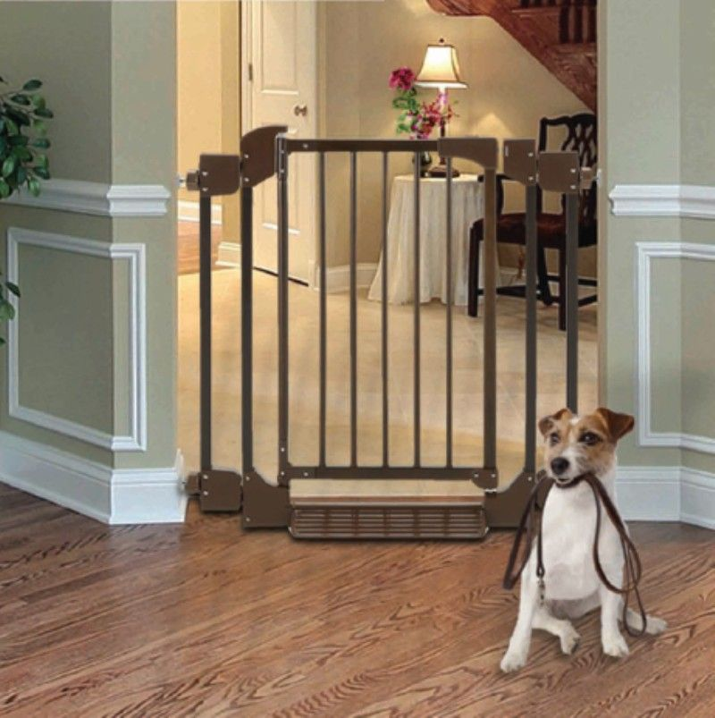 Awesome Indoor Pet Gates Contemporary   Amazing House Decorating ...  Awesome Indoor Pet Gates ...