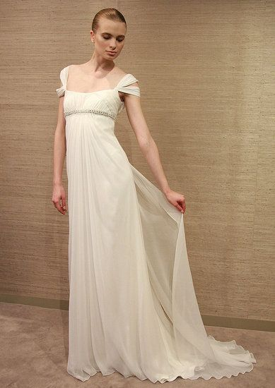 The Perfect Gown Grecian Wedding Wedding Dresses Greek Style