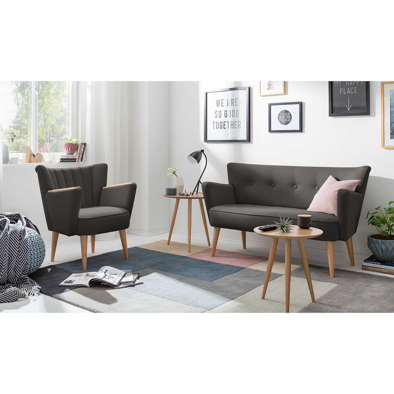 Sofa Bumberry III Webstoff (2Sitzer) Wohnzimmer design