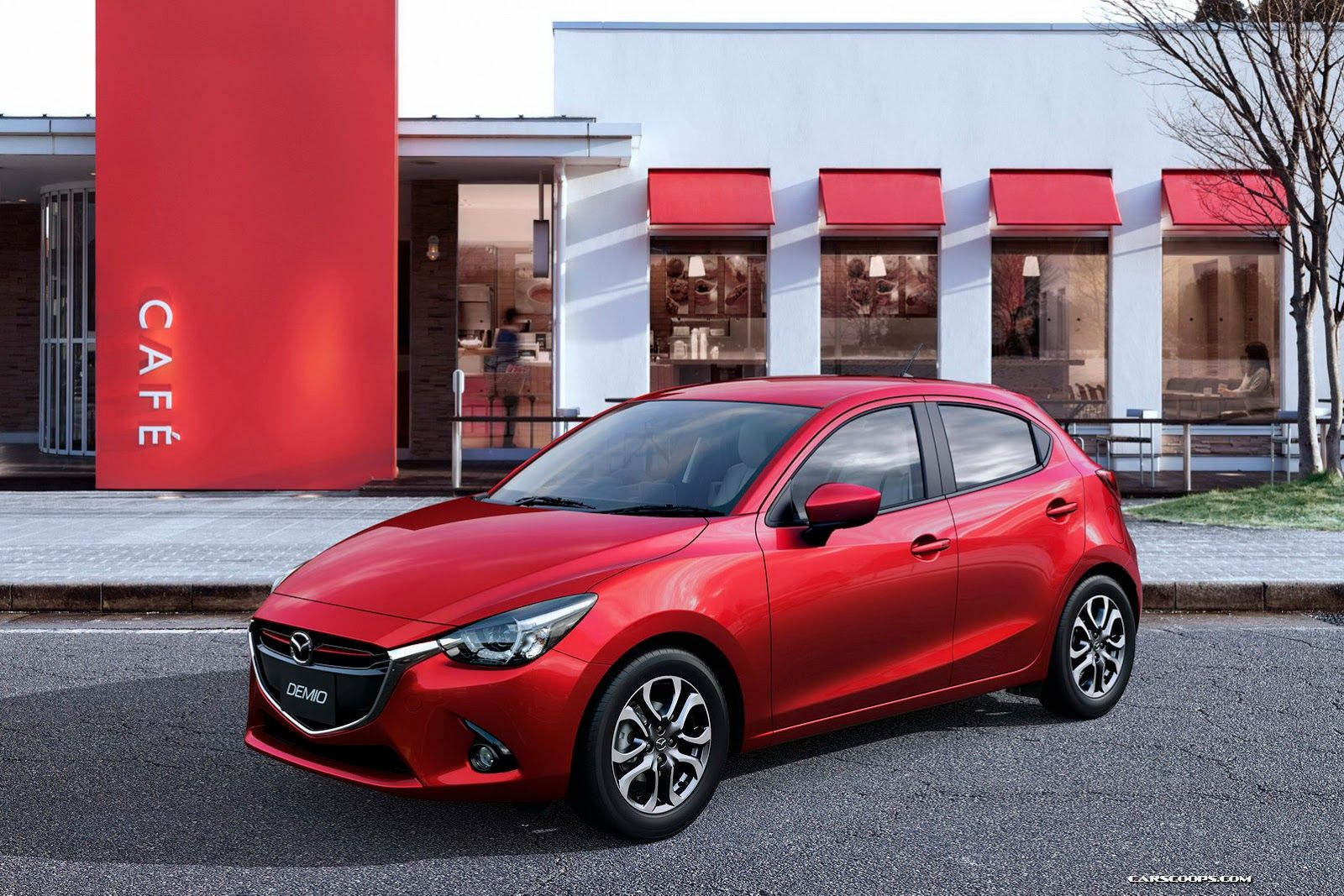 New 2015 Mazda2 Officially Breaks Cover 75 Photos Videos