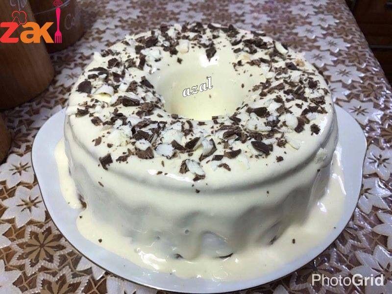 طريقة عمل اطيب انواع الكيك كيكة السينابون طعم خياااااال ومنظر لايقاوم زاكي Arabic Dessert Yummy Cakes Cooking Recipes