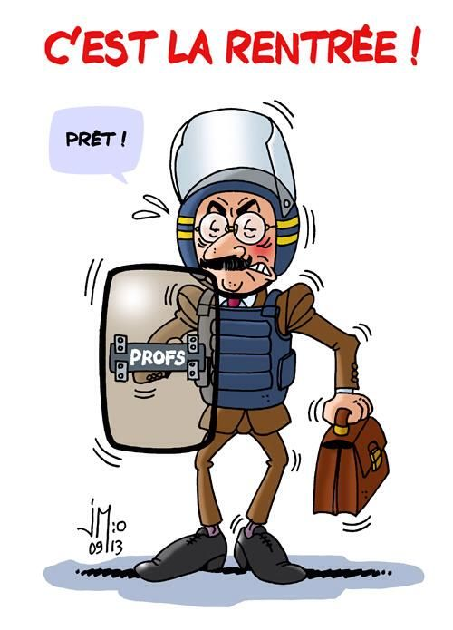 Rentr e humour humor jokes et french cartoons - Dessin de prof ...