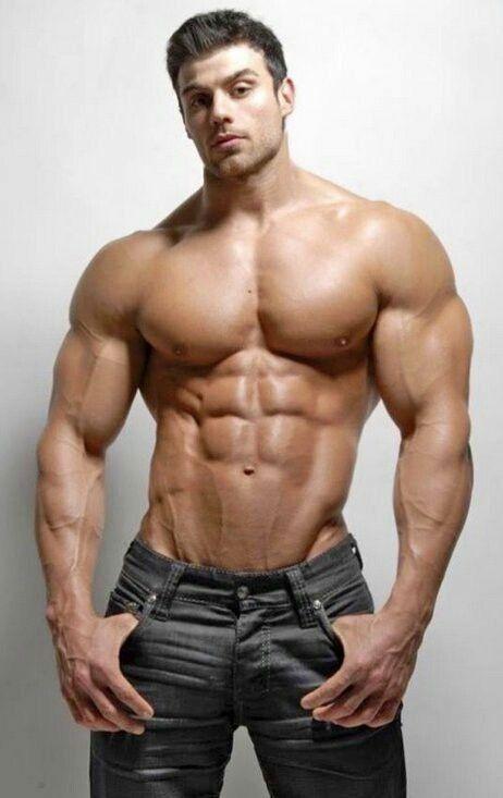 mooie mannen lichamen
