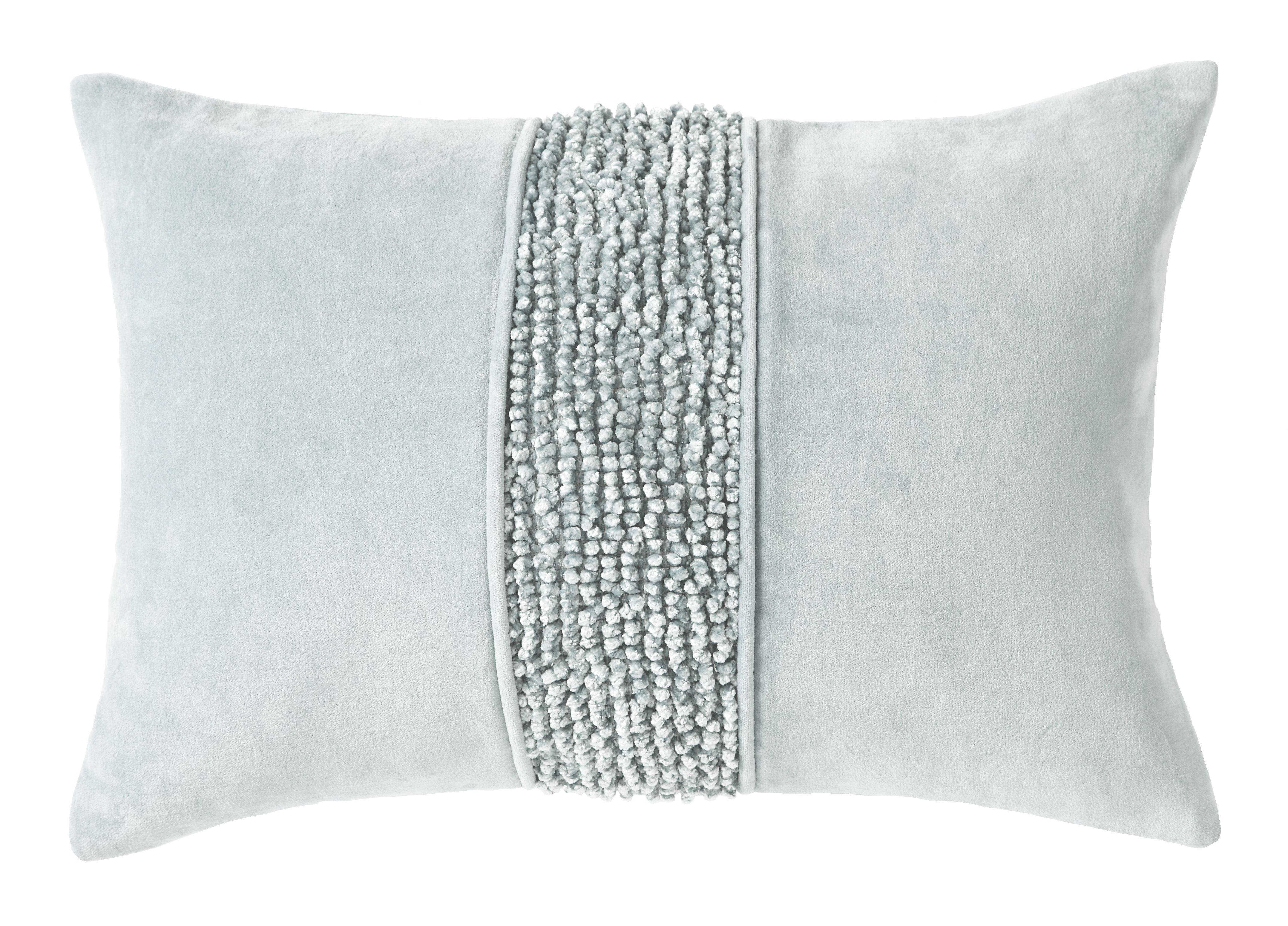 Topaz Pillow Pewter Pillows Stylish Pillows Velvet Pillows