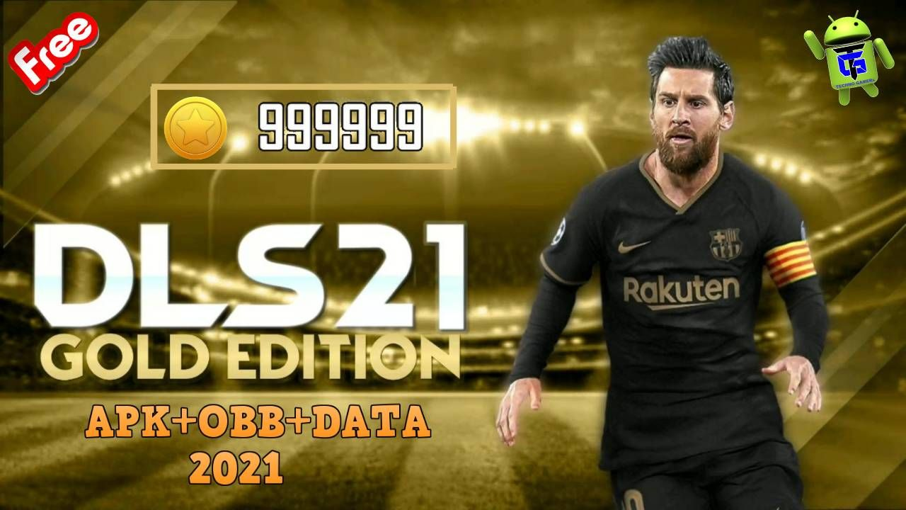 Download Latest Vesrion Of Dream League Soccer 2021 Gold Edition Mod Apk Unlimited Money Free On Android Devices Dls 21 Apk In 2020 League Soccer Soccer Video Games