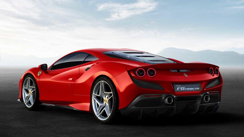 Ferrari F8 Tributo : ode à la F40 avec 720 chevaux #newferrari