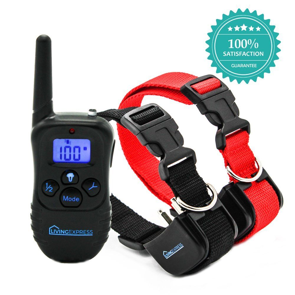 LIVING EXPRESS Rechargeable Dog Electric Durable Training