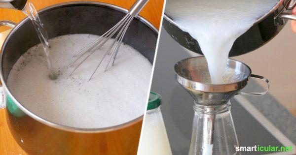 bio fl ssigwaschmittel selber machen die blitzmethode hilfsreiche tips pinterest. Black Bedroom Furniture Sets. Home Design Ideas