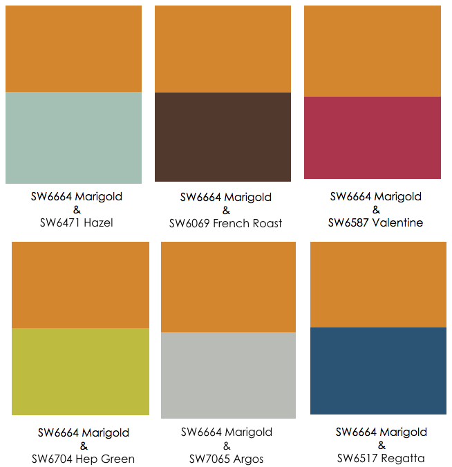 Color Pairings With Orange To Balance It Out My Favorite Combos Are Below