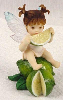 Kitchen Fairies My Little Kitchen Fairies Lime Kitchen Fairy