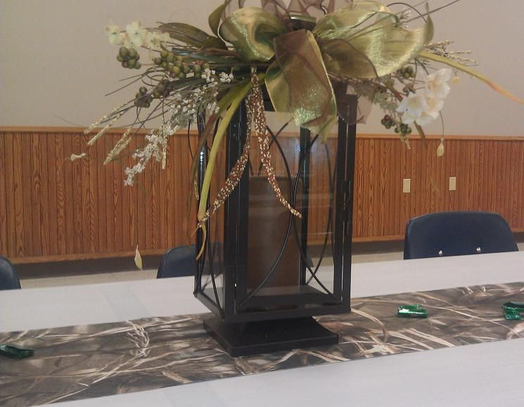 Decorating A Table With Camo Google Search Duck Dynasty Camo