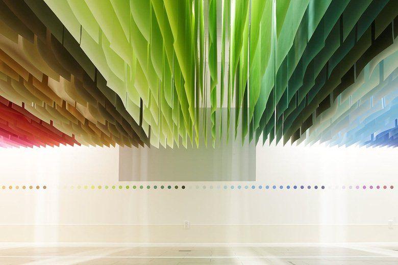 100 colors, Tokyo, 2013 - emmanuelle moureaux architecture + design