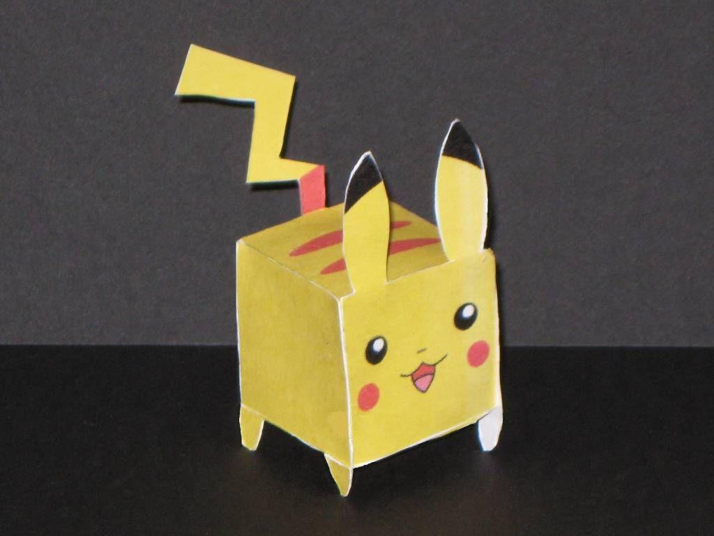 Schön Tektonten Papercraft   Free Papercraft, Paper Models And Paper Toys: Pokemon  Papercraft: Boxy · Pokemon Valentines BoxPokemon ...
