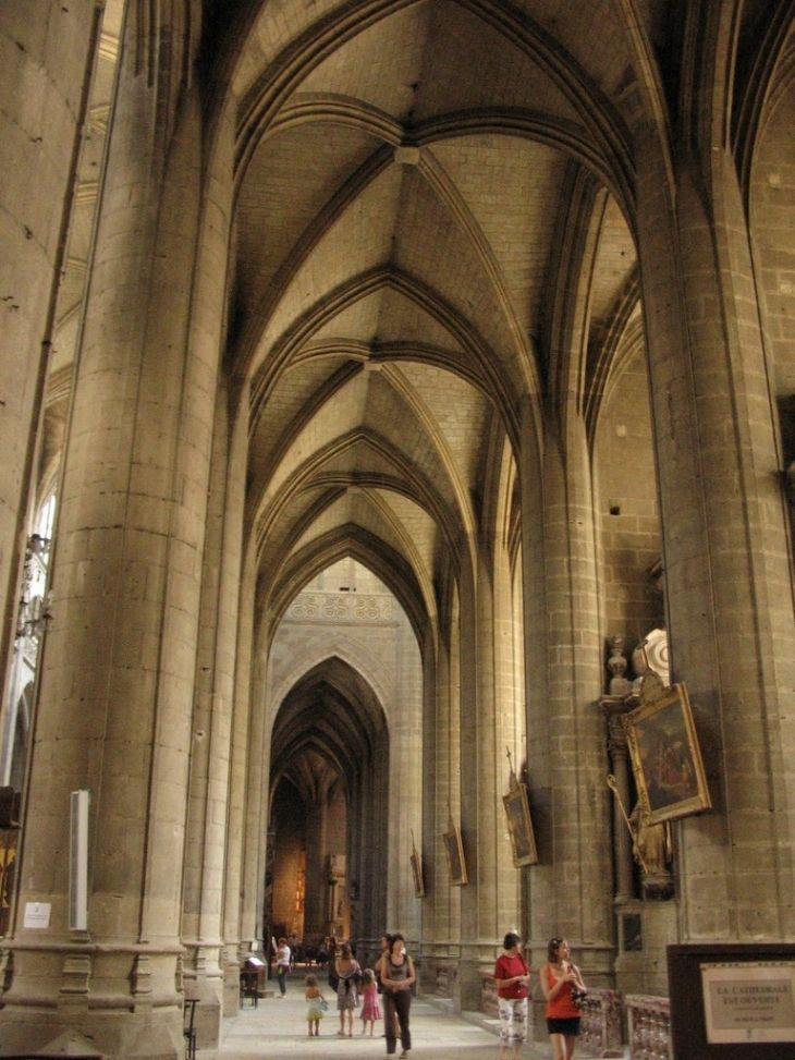 Cathédrale SainteMarie d'Auch, Gers Cathédrale