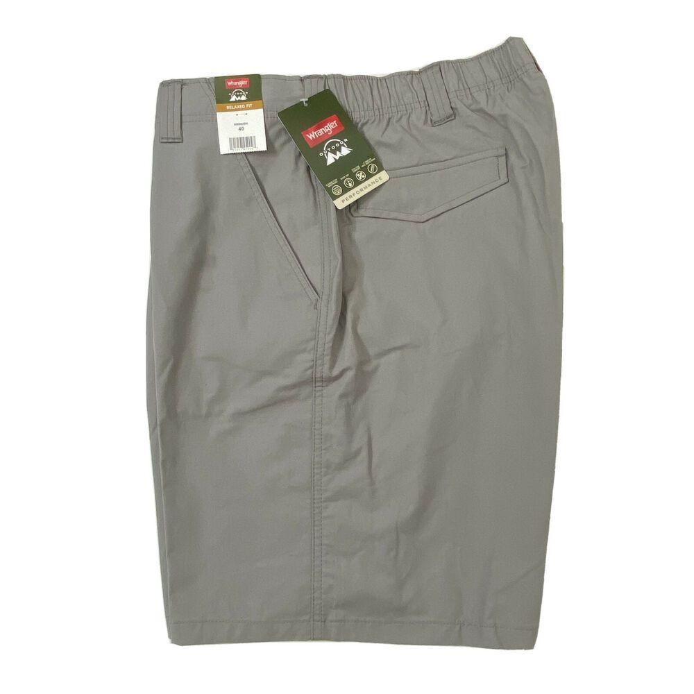 Mens wrangler outdoor relaxed fit comfort flex waist