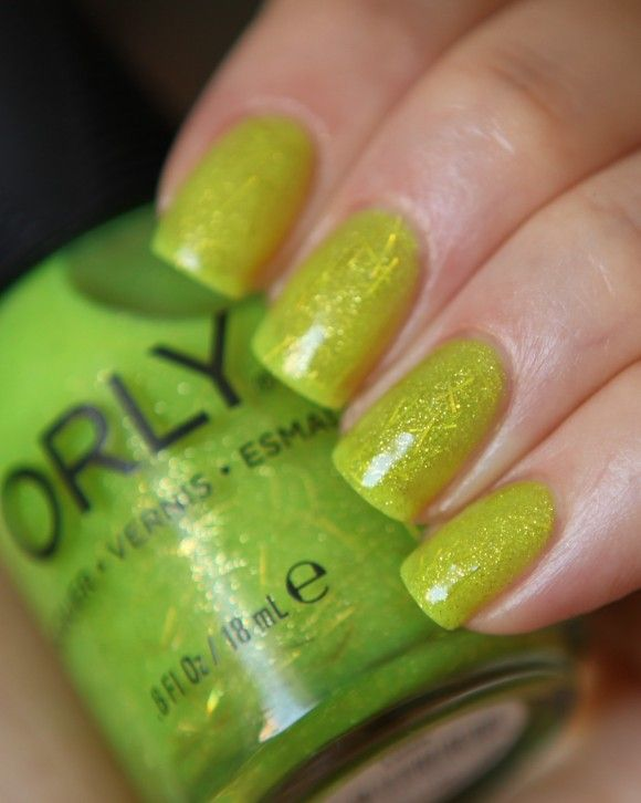 ORLY - Lush. One mani, fill line at neck of bottle. $5 shipped or 2 ...
