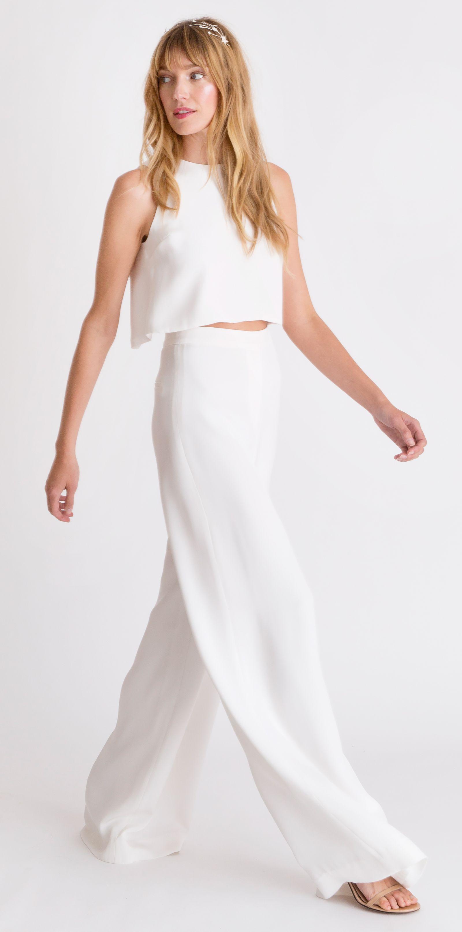 Wedding dress trends from spring bridal fashion week bridal