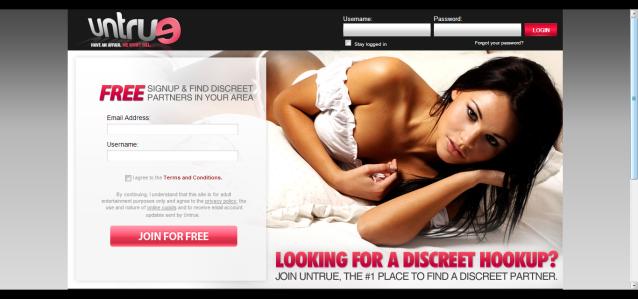 Untrue dating login online dating sites 50 plus