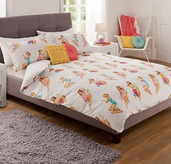 Pin Up Bedding Lx