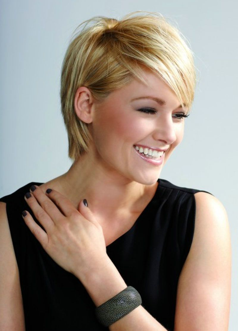 Short Hairstyles For Women Straight Hair cool and super easy