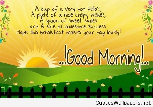 Best Good Morning Thursday Morning Quote On Image Www