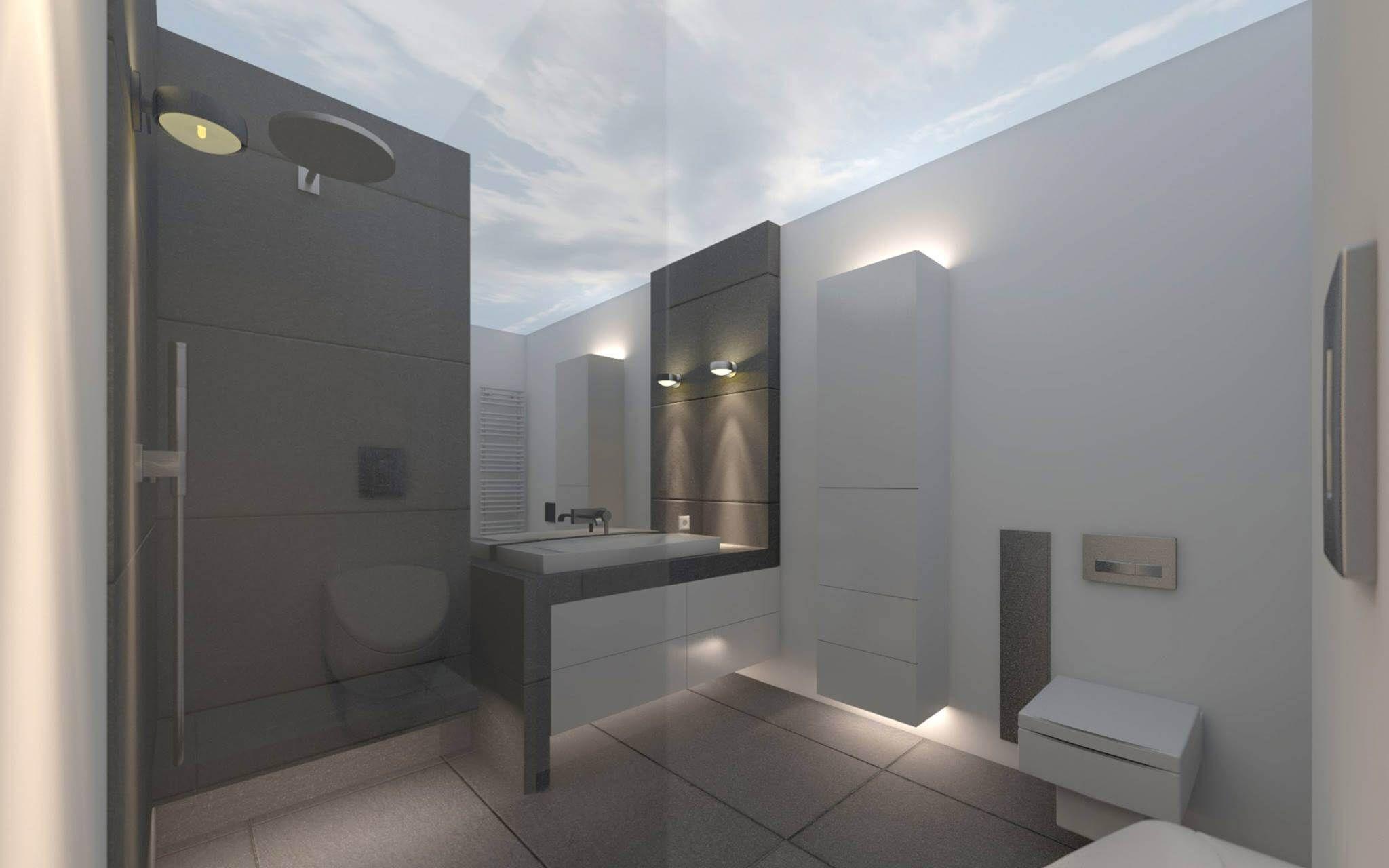 Badrenovierung Kleines Bad eine badrenovierung für ihr kleines bad mit einer lichtdecke