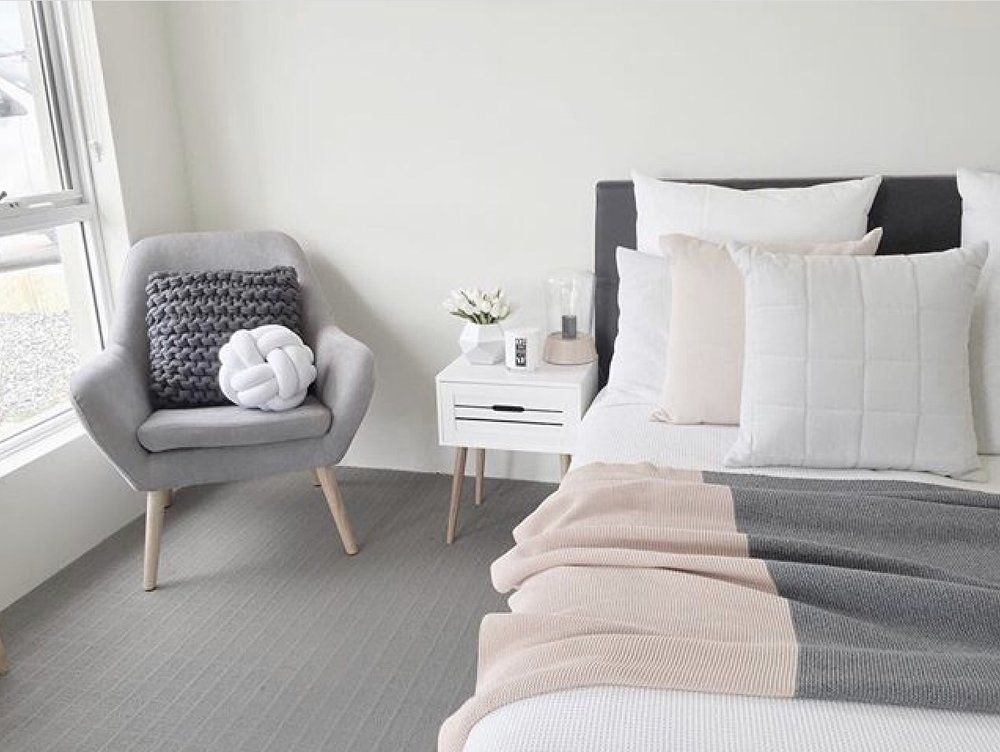 Best Blush White And Grey Bedroom Inspiration Pink Bedroom 400 x 300