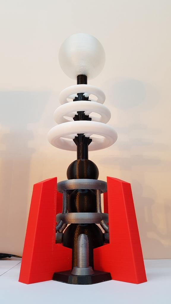 Tesla Table Lamp Lamp Desk Lamp Table Lamp