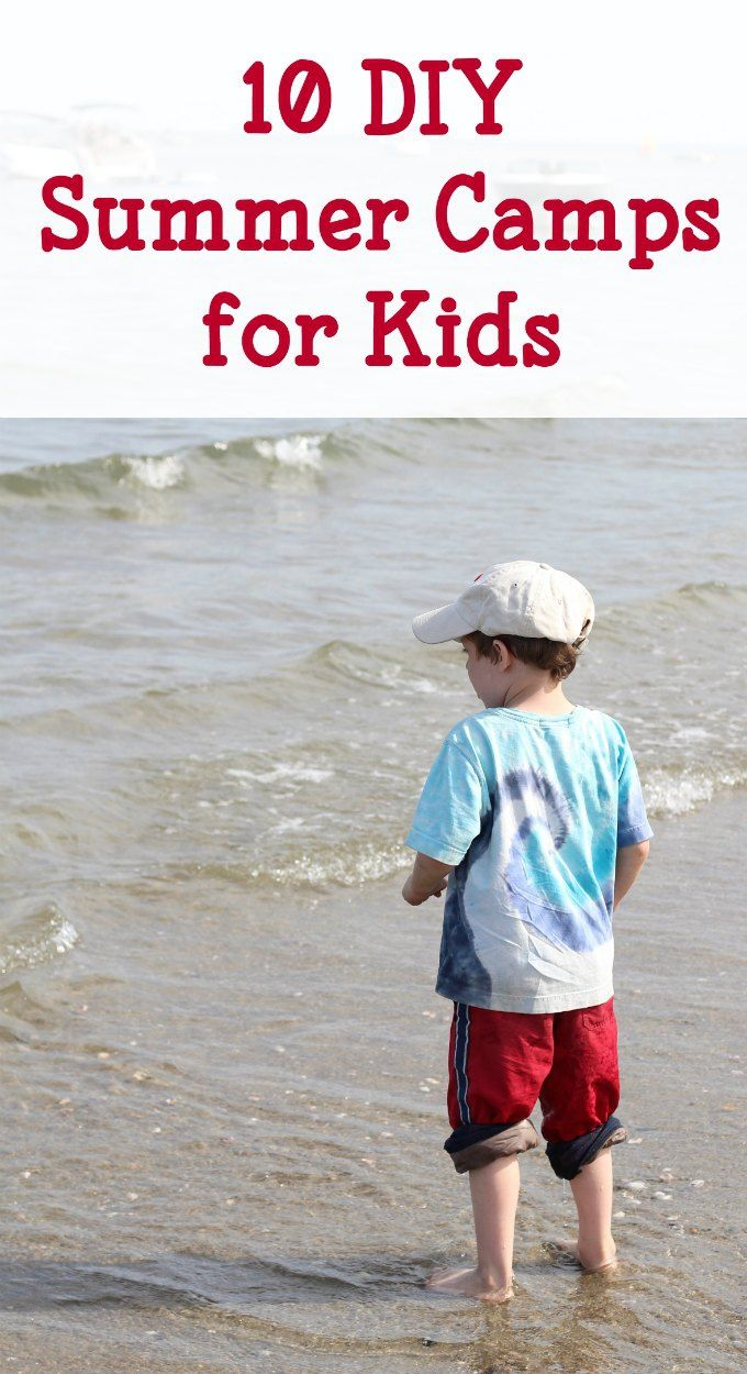 Summer Camp at Home: Budget-Friendly Plans | Easy budget, Budgeting ...