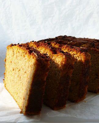 SCD Carrot Pulp Bread