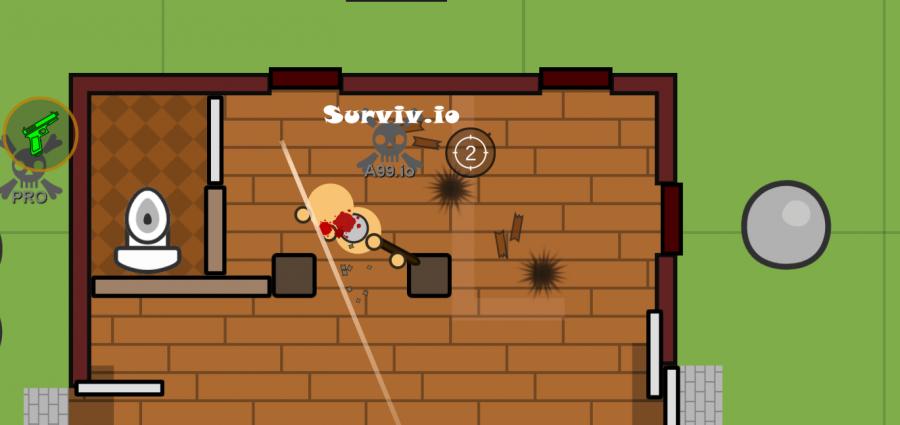 Play Surviv.io unblocked on a99.io.