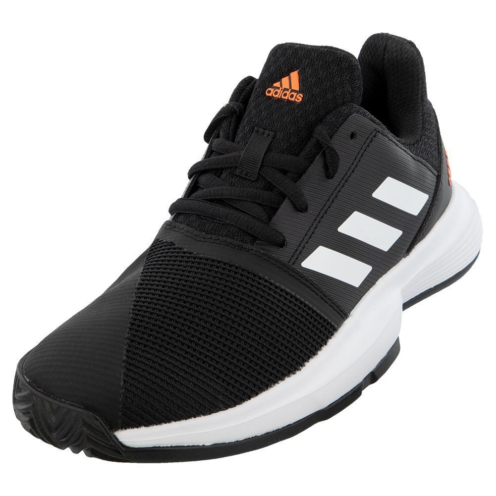 adidas Court Jam XJ Junior Tennis Shoe