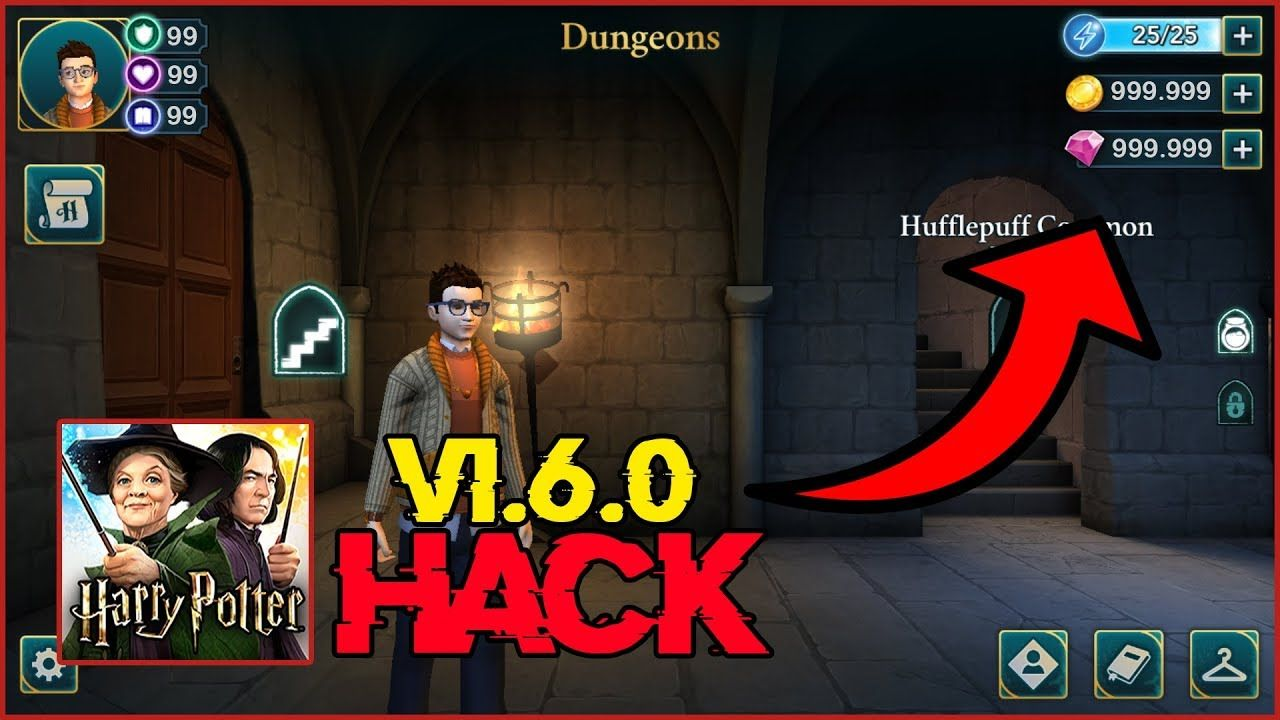 Harry Potter: Hogwarts Mystery MOD APK 1 6 0 HACK & CHEATS Android