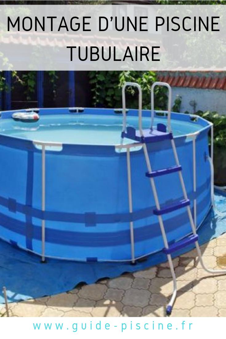 Comment Monter Une Piscine Hors Sol le montage d'une piscine tubulaire | piscine hors sol