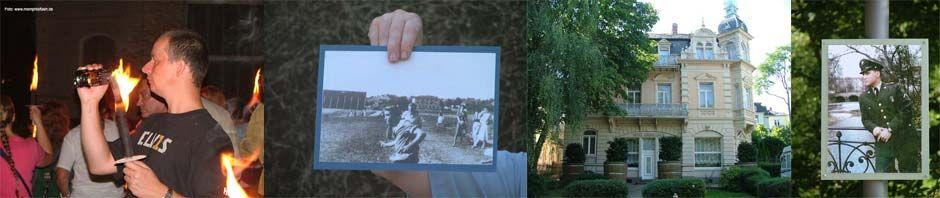 Wandeln auf Elvis' Pfaden in Bad Nauheim