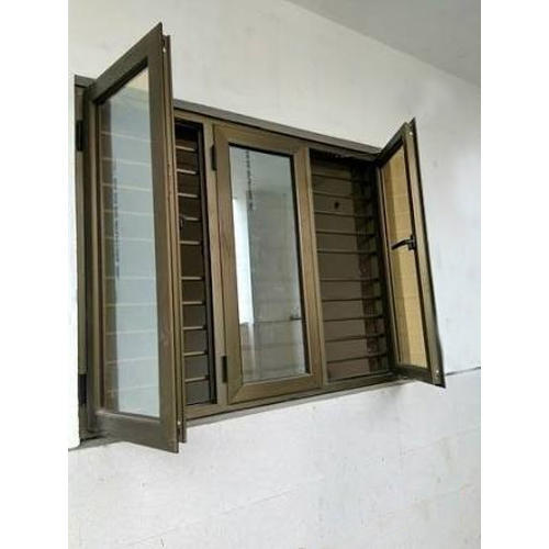 Z- Series Openable Windows can be kept open in outward and