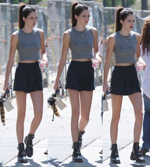 Pin By J On Style Inspiration Kendall Jenner Outfits Kendall Style Kendall Jenner Style