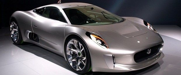 Marvelous Jaguaru0027s C X75 Concept Car. Electric Car With Jet Engine Boost. Great Pictures