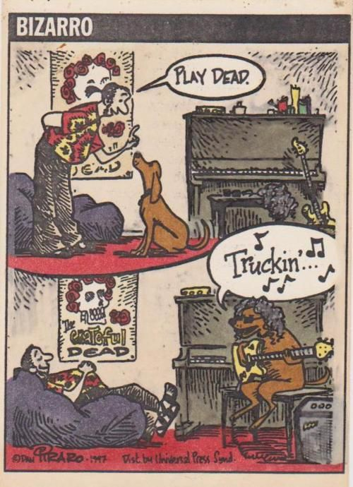 Love the Grateful Dead.