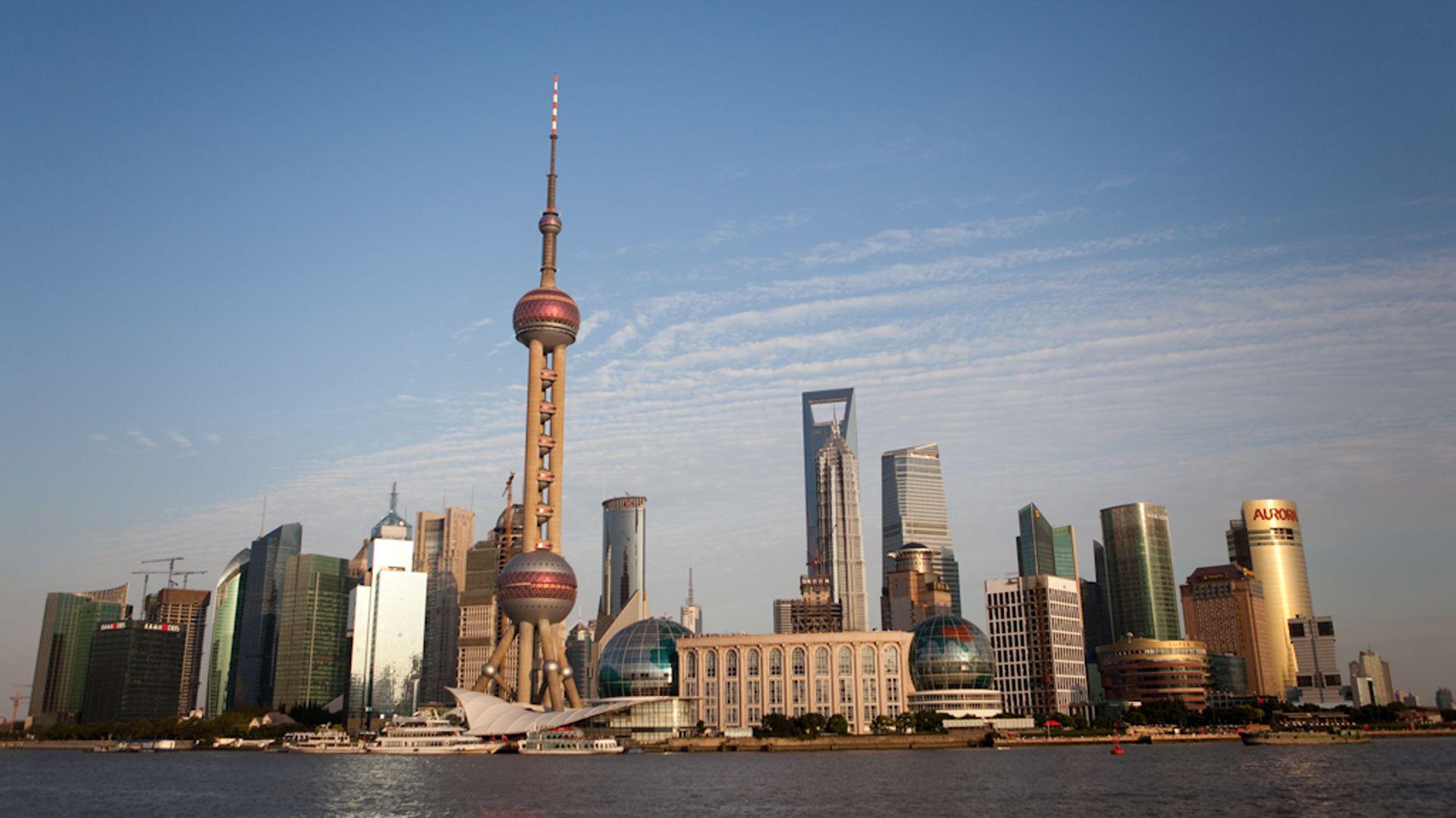 Shanghai Huangpu River Cruise上海黃浦江夜景 YouTube