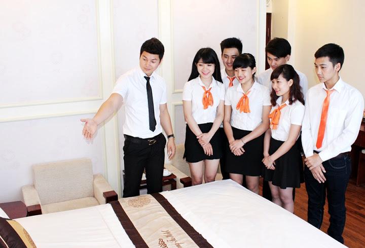 Các trường đại học có ngành nhà hàng khách sạn tại TP.HCM