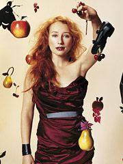 Tori Amos. The Beekeeper was the first album I ever bought.