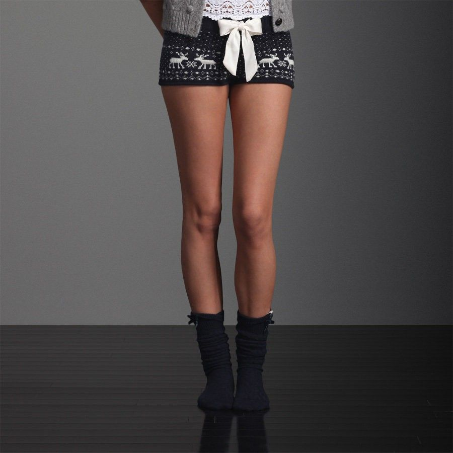 Abercrombie Fitch Amy Fair Isle