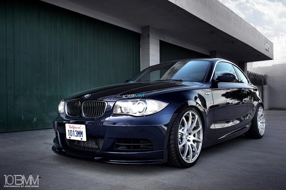 Bmw 1 Series With Vmr Wheels Speedos Pinterest Bmw
