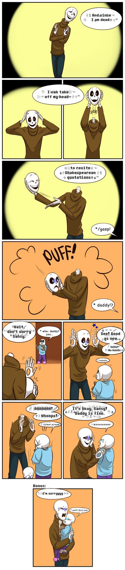 Gaster s Lament by Noire73 on DeviantArt